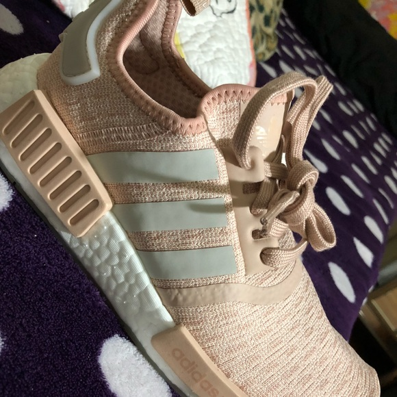 329f1d429 adidas Shoes - Adidas NMD R 1 Size 6 Women Ash Pearl